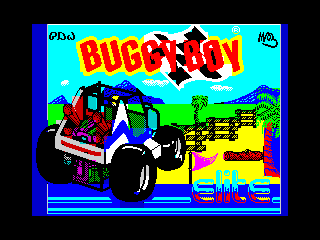 Buggy Boy (Buggy Boy)