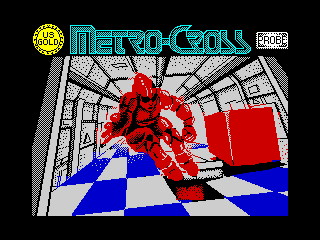 Metro-Cross (Metro-Cross)