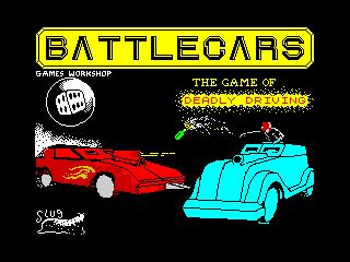 Battlecars (Battlecars)