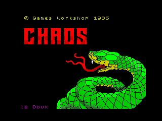 Chaos (Chaos)