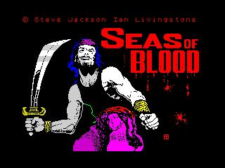 Seas of Blood (Seas of Blood)
