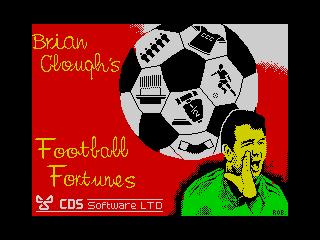 Brian Clough's Football Fortunes (Brian Clough's Football Fortunes)