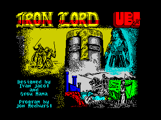 Iron Lord (Iron Lord)