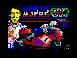 Aspar GP Master (Aspar GP Master)
