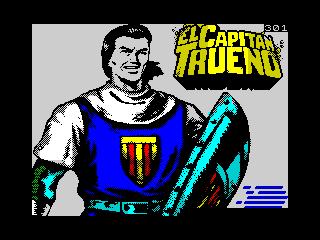 Capitan Trueno (Capitan Trueno)
