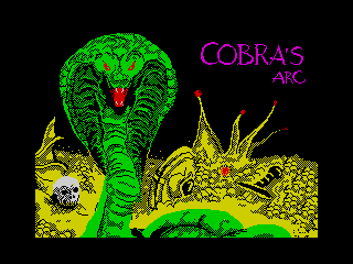 Cobra's Arc (Cobra's Arc)