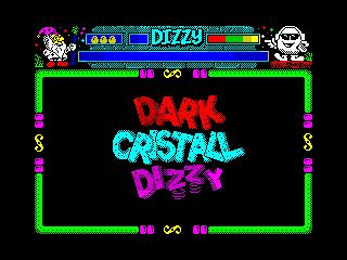 Dark Cristall Dizzy (Dark Cristall Dizzy)