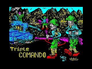 Triple Comando (Triple Comando)