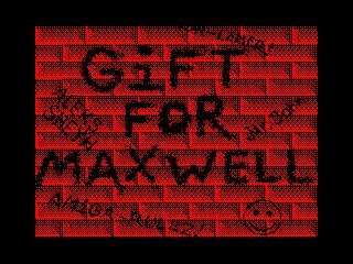 Maxwell Gift 1 (Maxwell Gift 1)