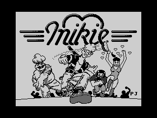 Mikie (Mikie)