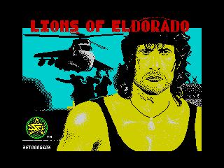 Lions of Eldorado (Lions of Eldorado)