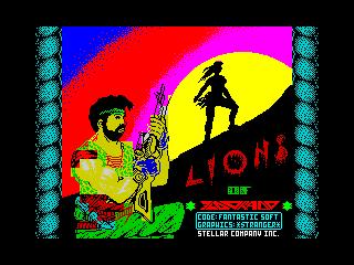 Lions of Eldorado  (Lions of Eldorado )