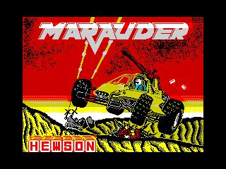 Marauder (Marauder)