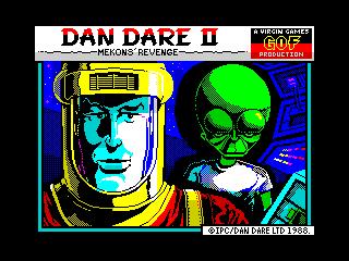 Dan Dare II: Mekon's Revenge