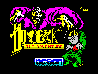 Hunchback - The Adventure (Hunchback - The Adventure)