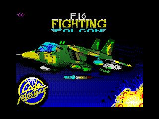 F-16 Fighting Falcon (F-16 Fighting Falcon)