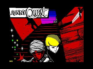 Jonny Quest (Jonny Quest)