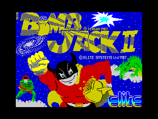 Bomb Jack 2 (Bomb Jack 2)