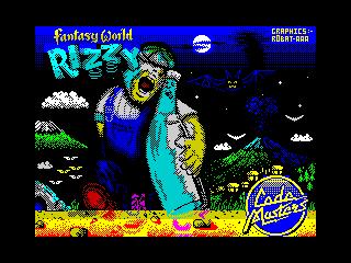 Fantasy World Rizzi (Fantasy World Rizzi)