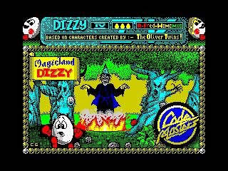 Magicland Dizzy (Magicland Dizzy)