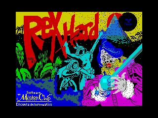 Rex Hard (Rex Hard)