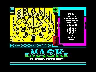MASK II (MASK II)