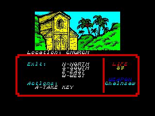 Zombi Terror 1 - Church (Zombi Terror 1 - Church)