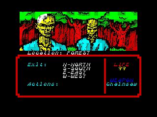 Zombi Terror 1 - Forest (Zombi Terror 1 - Forest)