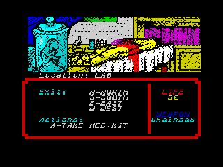 Zombi Terror 1 - Lab (Zombi Terror 1 - Lab)