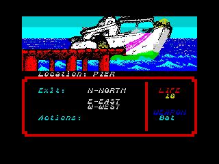 Zombi Terror 1 - Pier (Zombi Terror 1 - Pier)