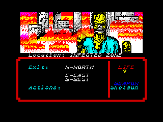 Zombi Terror 2 - Infected Zone (Zombi Terror 2 - Infected Zone)