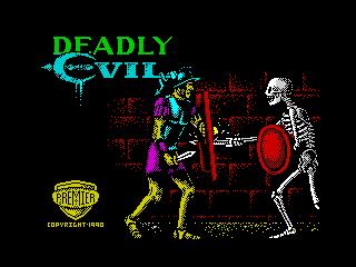 Deadly Evil (Deadly Evil)