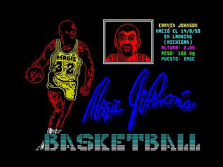 Magic Johnson's Basketball (Magic Johnson's Basketball)