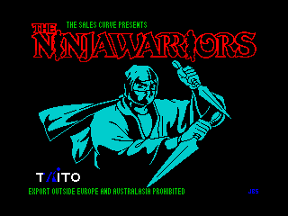 Ninja Warriors, The (Ninja Warriors, The)