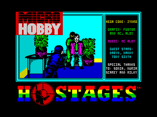 Hostages (MH demo) (Hostages (MH demo))