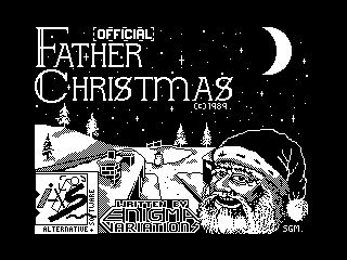 Official Father Christmas Game, The (Official Father Christmas Game, The)