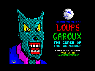 Loups Garoux loading screen (Loups Garoux loading screen)