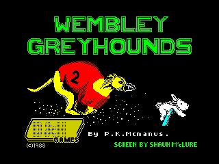 Wembley Greyhounds (Wembley Greyhounds)