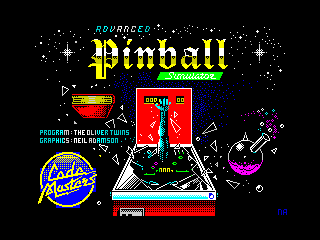 Advanced Pinball Simulator (Advanced Pinball Simulator)