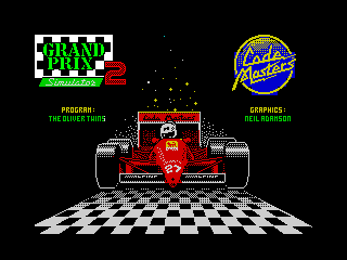Grand Prix Simulator 2 (Grand Prix Simulator 2)