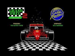 Grand Prix Simulator 2 (Grand Prix Simulator 2)