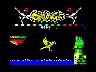 Savage 3 (Savage 3)