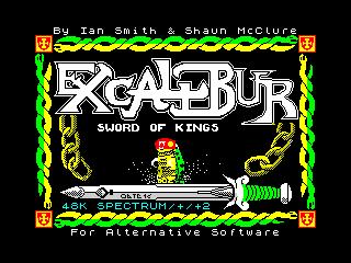 Excalibur: Sword of Kings (Excalibur: Sword of Kings)
