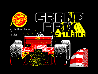Grand Prix Simulator (Grand Prix Simulator)