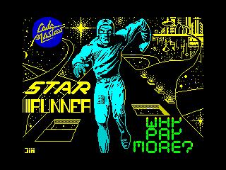 Star Runner (Star Runner)