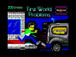 First World Problems (First World Problems)