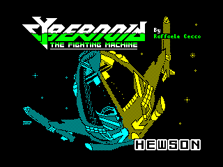 Cybernoid (Cybernoid)
