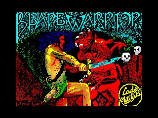 Blade Warrior (Blade Warrior)
