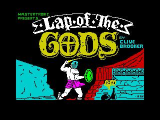 Lap of the Gods (Lap of the Gods)
