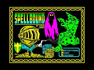 Spellbound (Spellbound)
